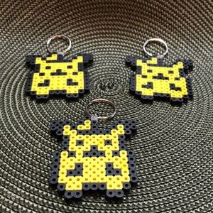 Other - 3 Minecraft Key chains.
